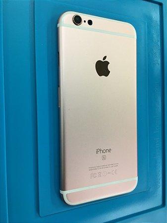 Carcaça Chassi Iphone 6s Rose Original Apple!!