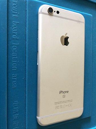Carcaça Chassi Iphone 6s Prata Original Apple
