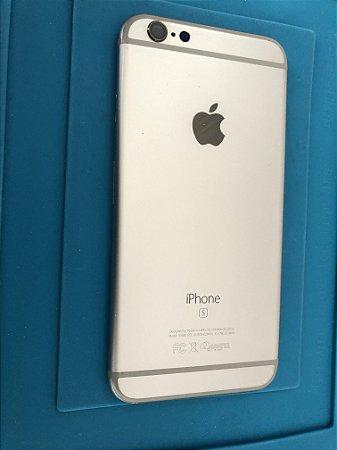 Carcaça Chassi Iphone 6s Cinza Espacial com Detalhes