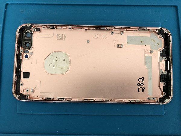 Carcaça Iphone 7 Plus Rose Original Apple Detalhes!