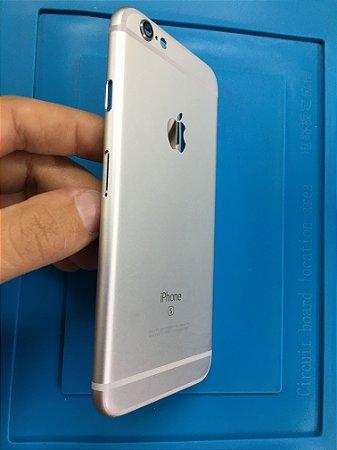 Carcaça Chassi Iphone 6s Prata Original Apple impecável