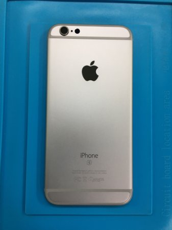 Carcaça Chassi Iphone 6s Cinza Espacial Impecavel