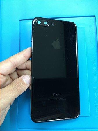 Carcaça Chassi Iphone 7 Plus Preto Brilhante  Original Apple!!