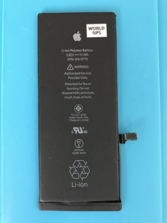 Bateria Iphone 6 Plus Original Apple Retirada de Aparelho !!