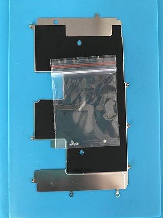 Blindagem Traseira do Display Iphone 8 + Parafusos