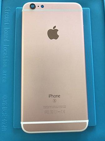 Carcaça  Iphone 6s Plus Rose Original Apple Impecável