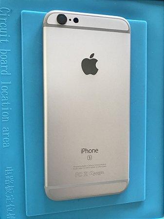 Carcaça Chassi Iphone 6s Cinza Espacial Impecavel!!