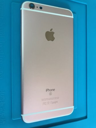 Carcaça  Iphone 6s Plus Rose Original Apple