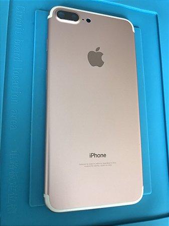 Carcaça Chassi Iphone 7 Plus Rose Original Apple !!