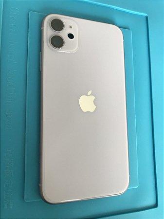 Carcaça Iphone 11 Roxo Original Apple Chassi Impecável  !!!