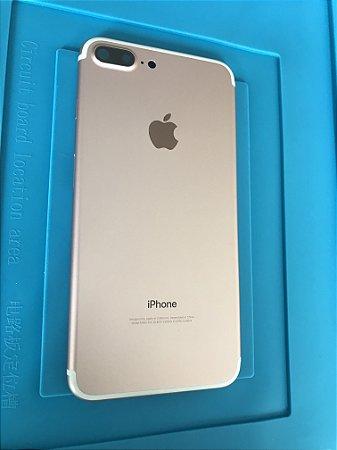 Carcaça Chassi Iphone 7 Plus Rose Original Apple impecável