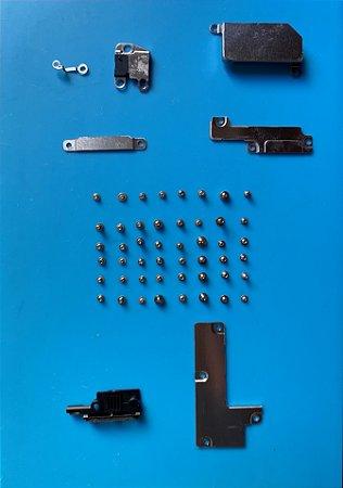 Kit de Blindagem +Parafusos Iphone 7 Plus Original