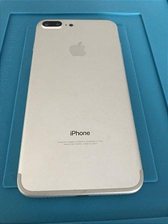 Carcaça Chassi Iphone 7 Plus Prata Original Apple !!