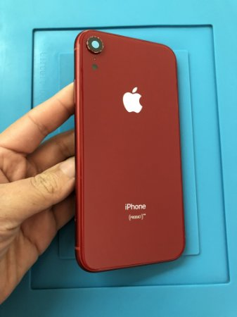 Carcaça Iphone XR vermelho Original Apple