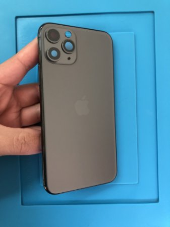Carcaça Chassi Iphone 11 Pro Original Apple Zerada!!