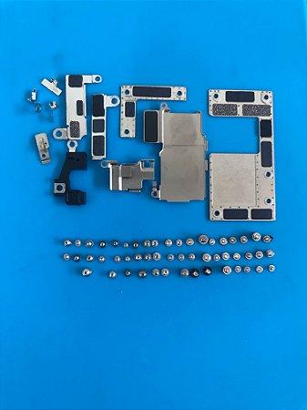 Kit de Blindagem + Parafusos Iphone 11 Original