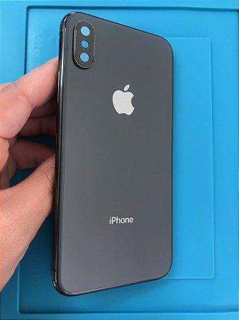 Carcaça Iphone Xs Chassi 100% original apple impecavel