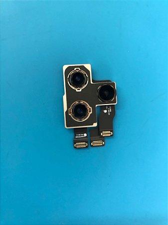 Câmera Traseira Iphone 11 Pro Max Original Retirada de Aparelho