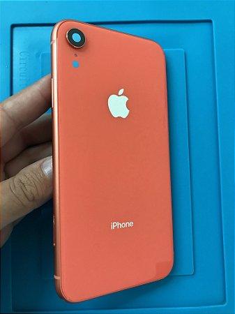 Carcaça Iphone XR  Chassi Original retirada