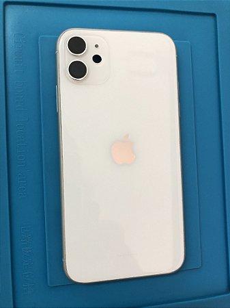Carcaça Chassi Iphone 11 Branco Original Apple
