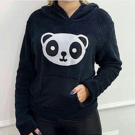 Blusa de Pelinho Panda