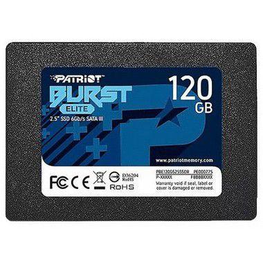 SSD 120GB PATRIOT