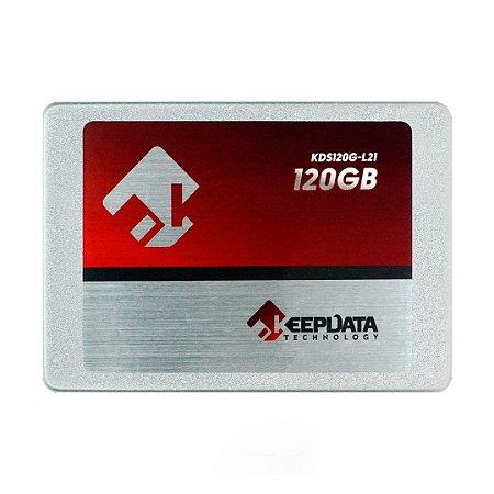SSD 120GB KEEPDATA