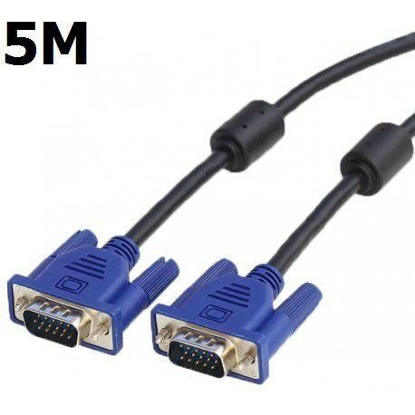 CABO VGA + VGA 5M LE-13C