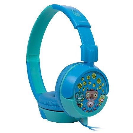 HEADPHONE ROBOS HP305