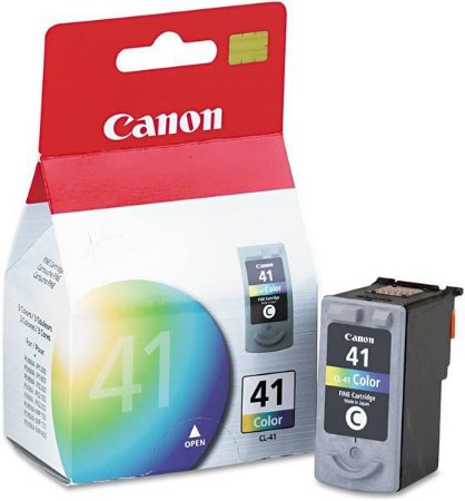 Cartucho CANON 41 Color