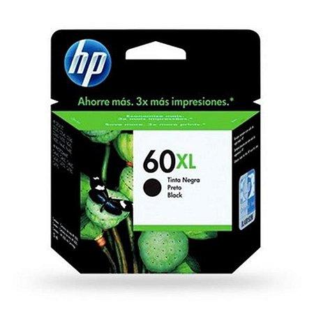 Cartucho HP 60XL Preto 13,5ml