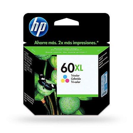 CARTUCHO HP 60XL COLOR