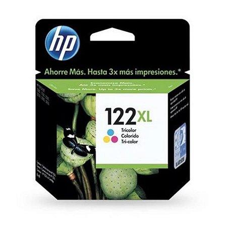 Cartucho HP 122XL COLOR