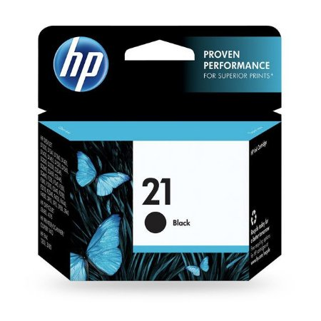 Cartucho HP 21 Preto