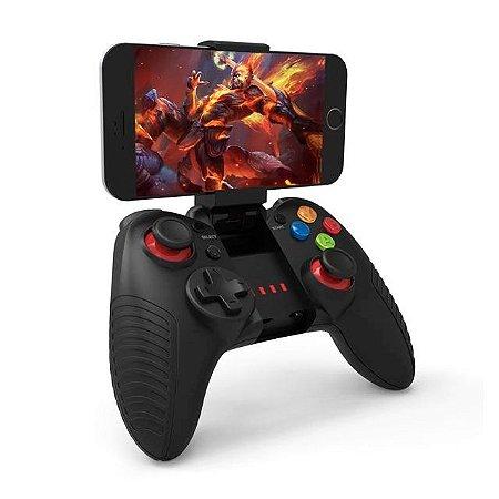 Controle Gamepad Bluetooth Para Celular Ípega PG-9067