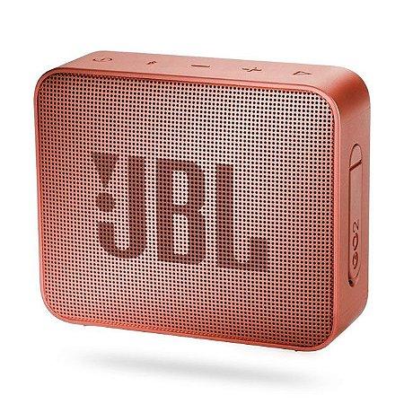 Caixa de Som JBL GO 2 Rose