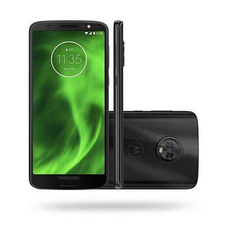 Celular Motorola Moto G6 64GB Preto