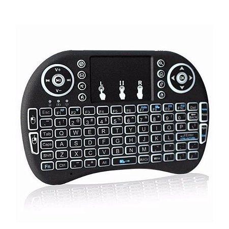 Teclado Sem Fio Mini Keyboard