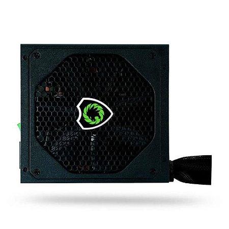 Fonte ATX 500W 80 Plus Bronze GM500 GameMax