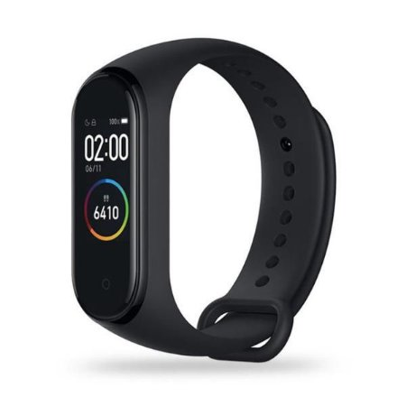 Pulseira Smart Xiaomi Mi Band 4 para iOS e Android