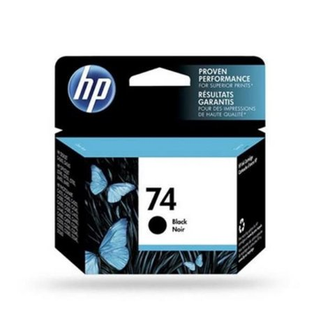 Cartucho HP 74 Preto 5,5ML