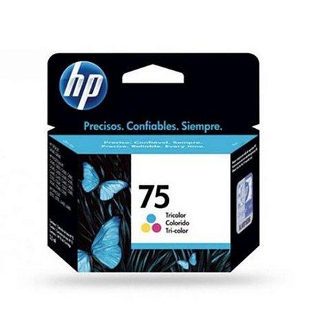 Cartucho HP 75 Color 5,5ML