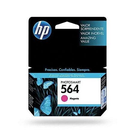 Cartucho HP 564 Magenta