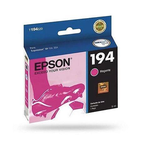 Cartucho EPSON 194 Magenta