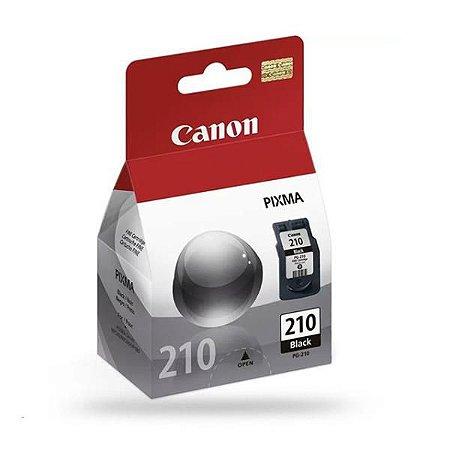 Cartucho CANON 210 Preto