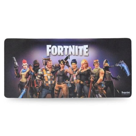 Mouse Pad Gamer Fortnite 320mm x 650mm Suprint Informática