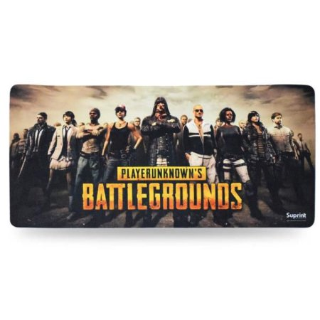 Mouse Pad Gamer PUBG 320mm x 650mm Suprint Informática