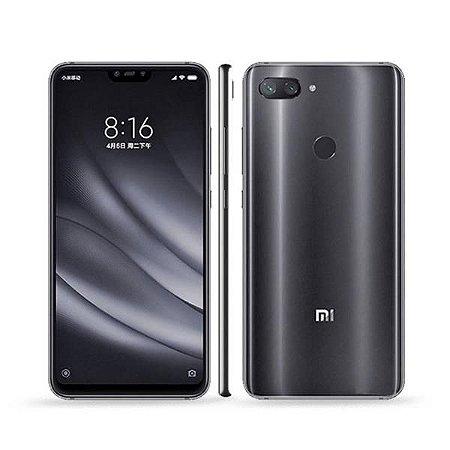 Celular Xiaomi Mi 8 Lite 128Gb - Preto