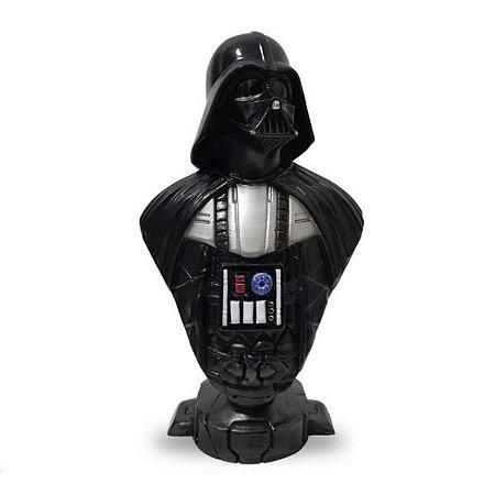 Busto Darth Vader Estatueta em Resina