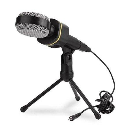 Microfone Multimídia Para PC Tomate MT-1021